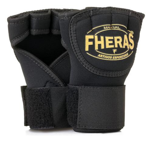 Luva Bandagem Rápida Gel Atadura Muay Thai Boxe Mma Pequena