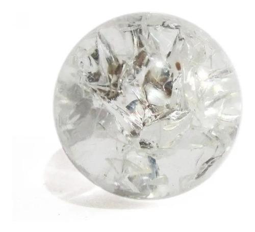 Bola De Vidro Cristal Para Fontes De Água Bolinha Esfera 5cm