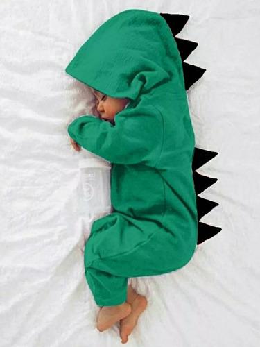 Roupa Macacão Bebê Baby Dino