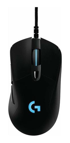 Mouse De Juego Logitech  G Series Hero G403 Negro