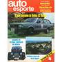 Auto Esporte Nº206 Belina Honda Cb 400 Ii Victoria Morgan