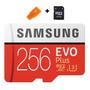 Cartão Samsung 256gb 100mb/s 4k 100% Original Lacrado J7 Pro