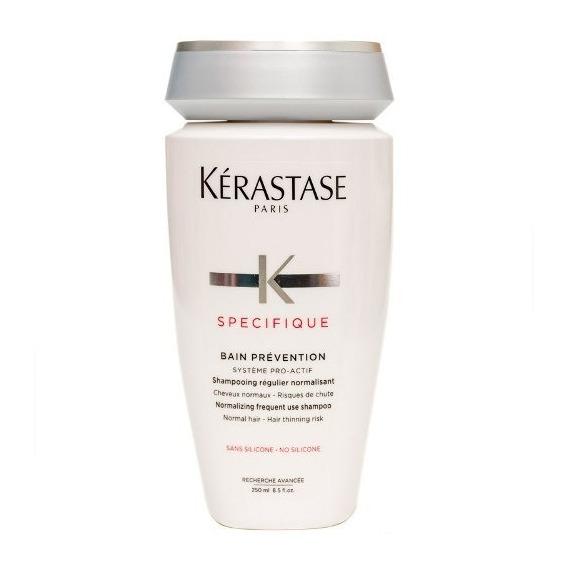 Kerastase Bain Prevention X 250 Shampoo Anti Caída Pelo Fino