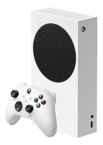 Console Microsoft Xbox Series S 512gb Branco Rrs-00006