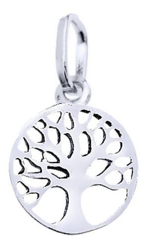 Pingente Pura Prata 925 Árvore Da Vida - Exclusivo