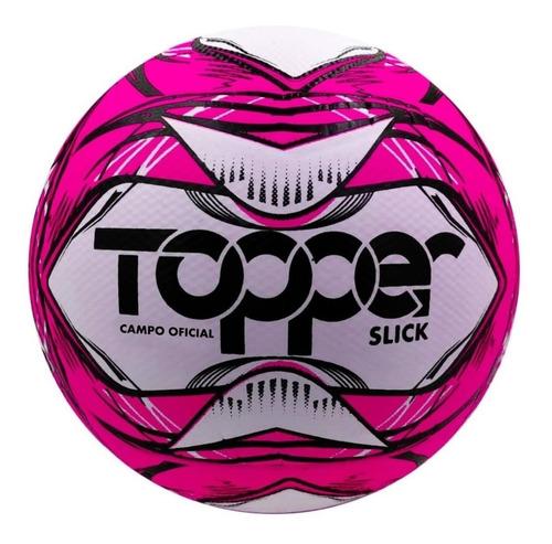 Bola Oficial Campo Futebol Topper Slick