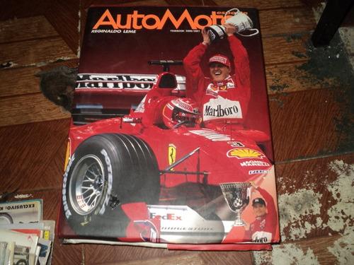 F-1 Automotor 2000/2001 Anuario Original