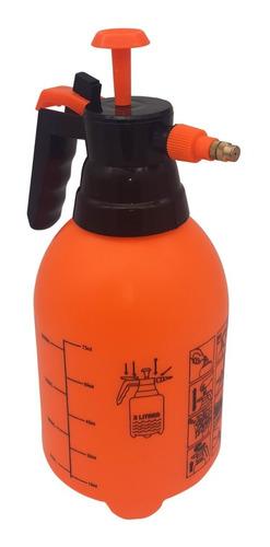 Pulverizador 2 Litros De Pressão Borrifador Espargidor Bomba