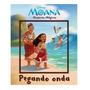 Livro Disney Histórias Mágicas Ed 01 Moana (capa Dura)
