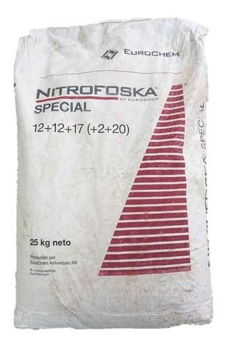 Nitrofoska Roja Special Fertilizante X 25 Kg