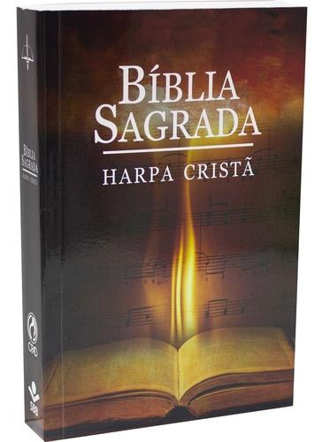 Bíblia Sagrada Harpa Cristã Brochura Letra Grande