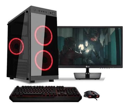 Pc Gamer Paraguay Completa Intel I5 650 1tb 8gb