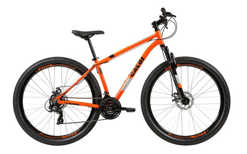 Bicicleta Mtb Caloi Two Niner Alloy Aro 29 - Susp 21 Vel