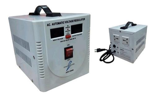 Estabilizador Regulador De Voltaje 220v 10 Kva Plotters Etc