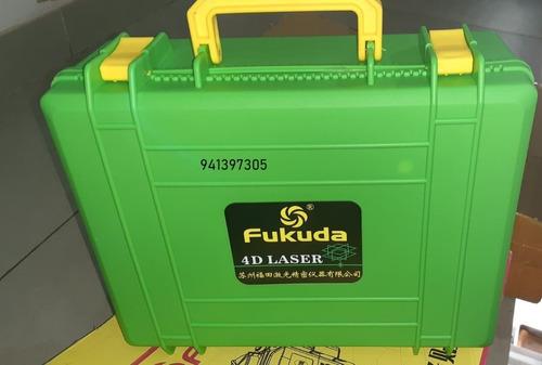 Fukuda Nivel Laser 4d  De 16 Lineas