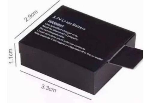 Bateria De Câmera Sports 4k