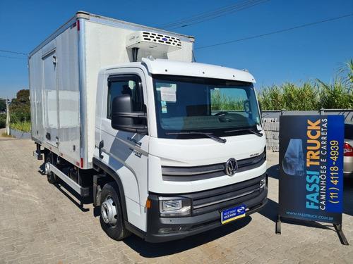 Vw Delivery Express Bau Refrigerado Ano 2020 Prime