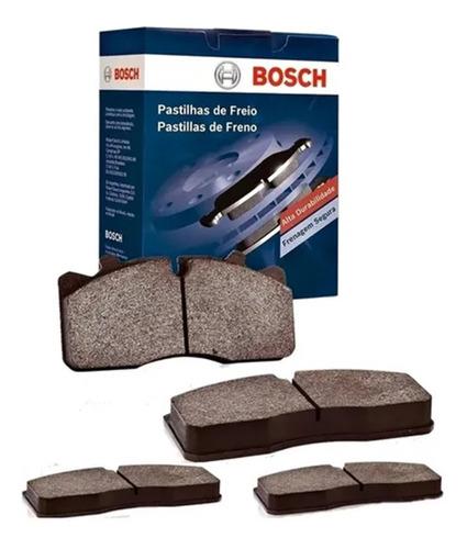 Pastilha Freio Dianteira I30 2009 2010 2011 2012 Bosch