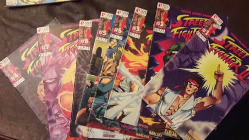 Revista Street Fighter