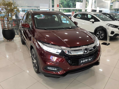 Honda Hr-v 2021 1.8 Exl Flex Aut. 5p