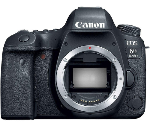 Canon Eos 6d Mark Ii Dslr Corpo Garantia Nfe #