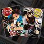 Demon Slayer Kimetsu No Yaiba Vol. 1 E 2 Pré Venda
