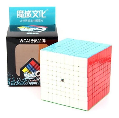 Cubo Magico 9x9x9    Meilong  7,5cm         + Base