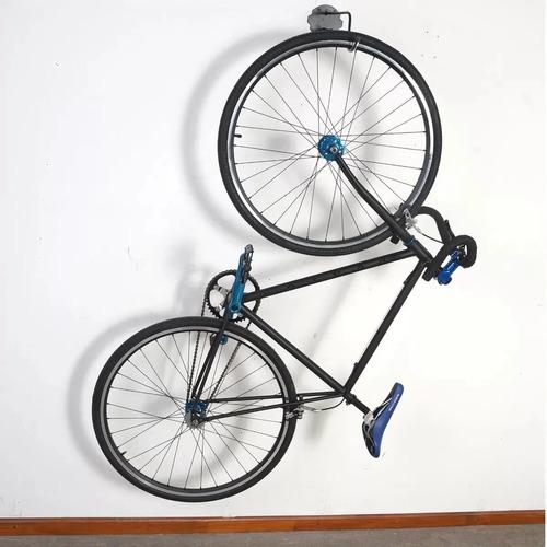 Gancho Porta Bicicleta Pared Reforzado Con Cobertor Goma
