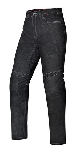 Calça Feminina X11 Jeans Ride Kevlar Com Proteção Moto