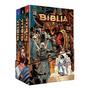 Bíblia Kingstone Box Mangá A Bíblia Completa Em Quadrinhos