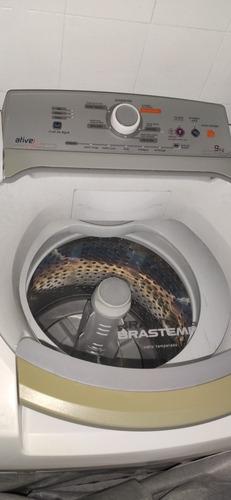Máquina De Lavar Brastemp Ative 9k