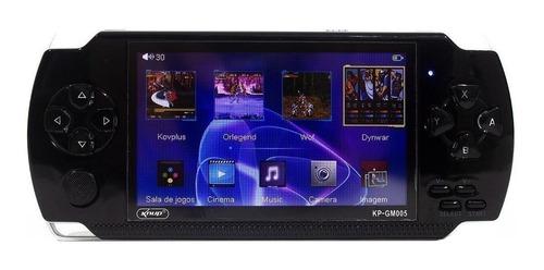 Console Knup Kp-gm005 16gb Cor  Preto