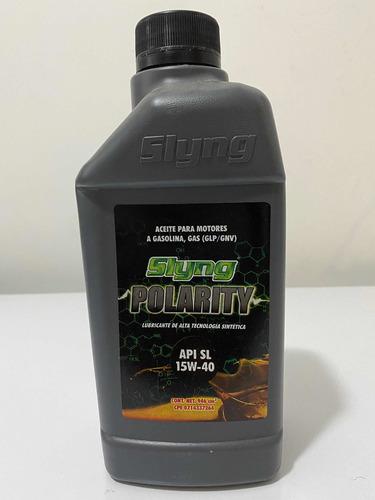 Aceite Semisintetico 15w40 Slyng Polarity