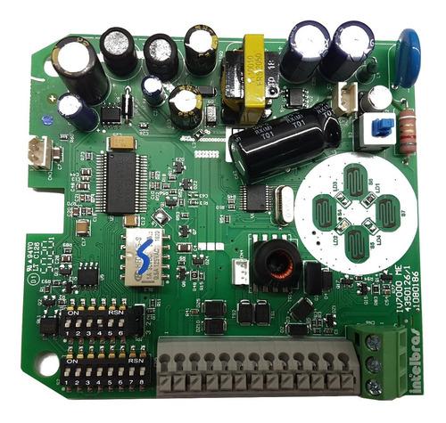 Placa Base Video Porteiro Iv7010 Iv4010 Iv7000 Me Intelbras