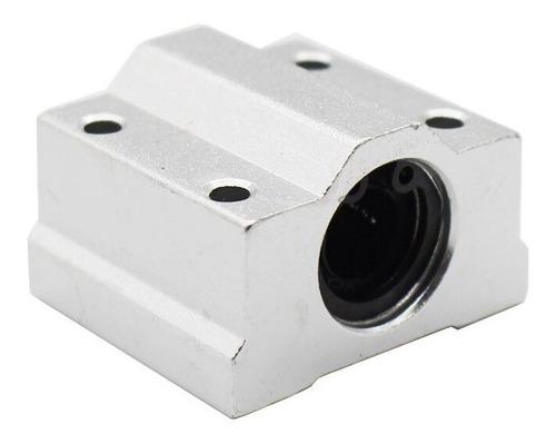 Rodamiento Lineal Sc8uu Eje 8mm Impresora 3d Cnc