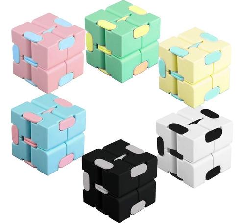 Fidget Toy Infinity Cube Cubo Infinito Antistress Pop It