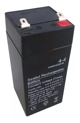 Batería 4v - 4ah