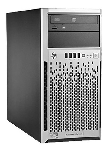 Servidor Hp Proliant  Ml310e Gen8 V2 Xeon E3-1220 8gb 500gb