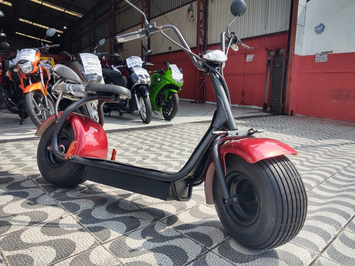 Scooter Elétrica Shineray 2000w Pt2
