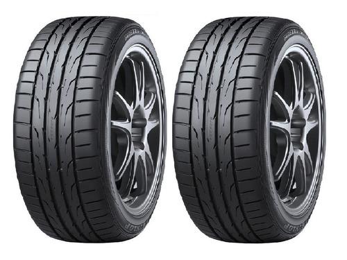 Kit 2 Dunlop Direzza Dz102 205/55 R15 88v Cuotas