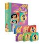 Box De Livros De Histórias Princesas 6 Livrinhos Culturama