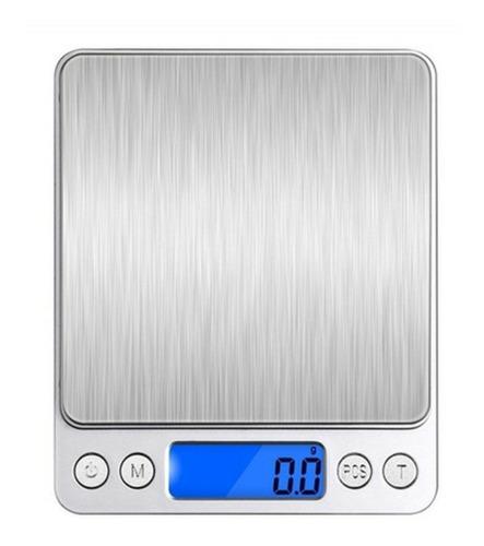 Mini Balança Digital Precisão Pesa 0,1g-2000g Pronta Entrega