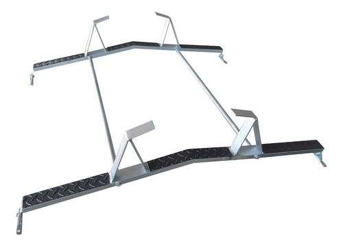Rack / Suporte Porta-escadas  Para Carro Uno, Gol, Universal