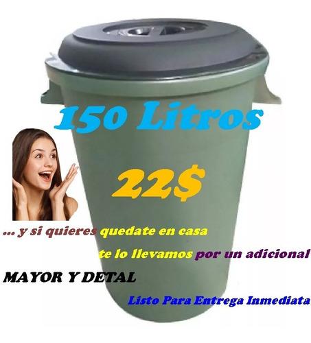 Pipote Plastico Para Agua 150 Litros