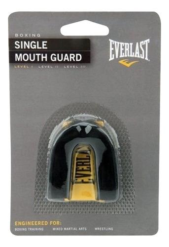 Protetor Bucal Simples Everlast(preto)