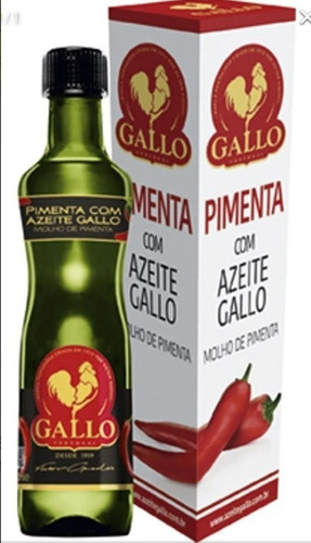 Pimenta No Azeite Gallo 50 Ml