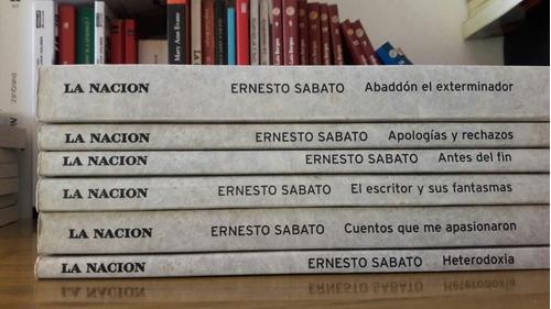 Sabáto: Libros Sin Uso De Colección La Nación + 1 De Regalo