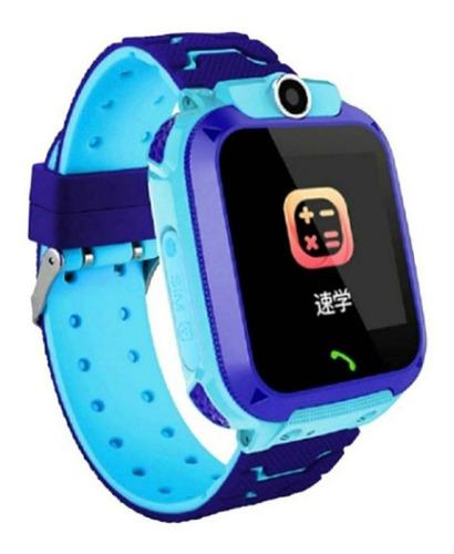 Relógio Smartwatch Infantil Kids Com Gps Câmera  E S.o.s