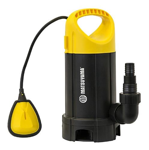 Bomba Submersível Agua Suja Esgoto 1/2hp 370w Drenagem