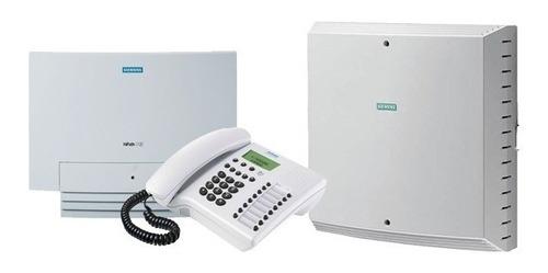 Instalación Y Programación Centrales Telef. Siemens Hipath